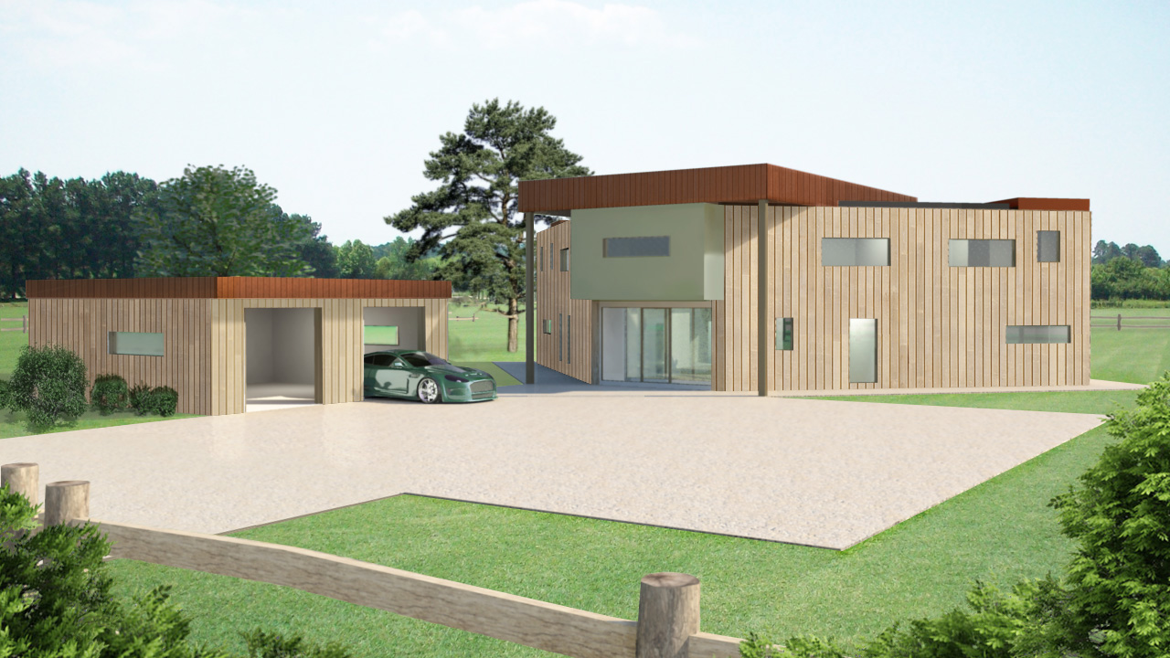 "UK's First ""Solar House"" – Planning Permission Granted"