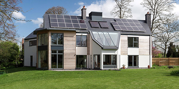 Stoughton Eco House